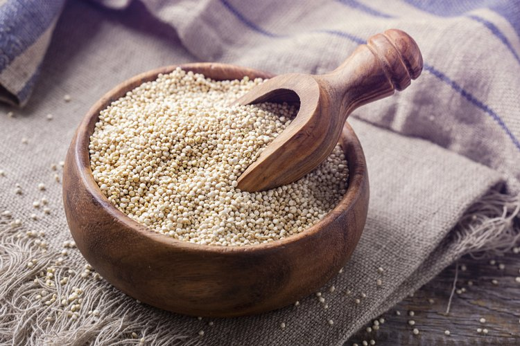quinoa to tighten your waist