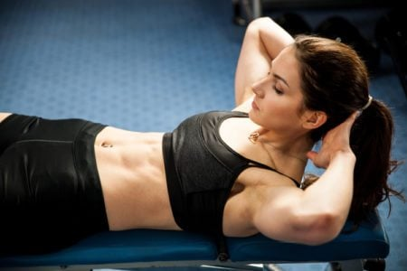 10-Minute Ab Burn Out