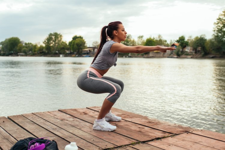 21 Days Of Quick Workouts To Slim Down Your Thighs