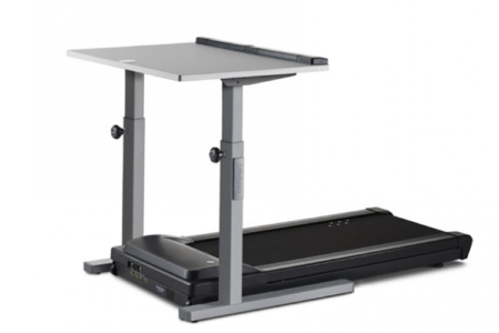Here's How You Can Easily Build A DIY Treadmill Desk for Under $25