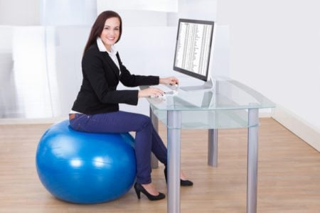 8 Ways to Burn More Calories While at Work