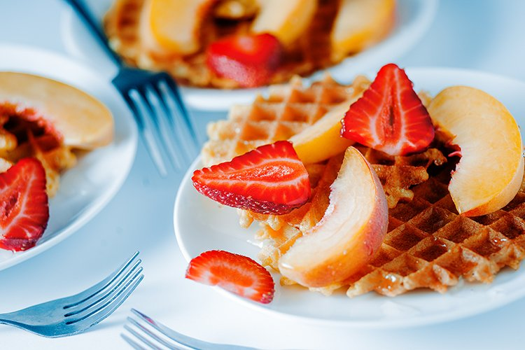15 of Our Most Popular Family-Friendly Clean Eating Recipes Waffles