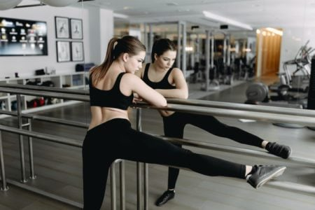One Move to Toned Legs