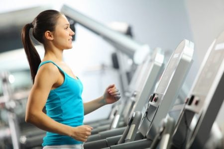Treadmill Interval Workout for Weight Loss