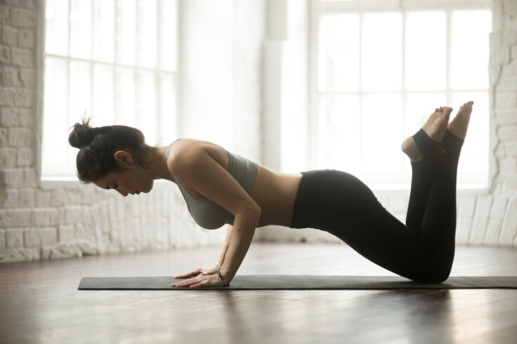 Weekly At-Home Workout Plan