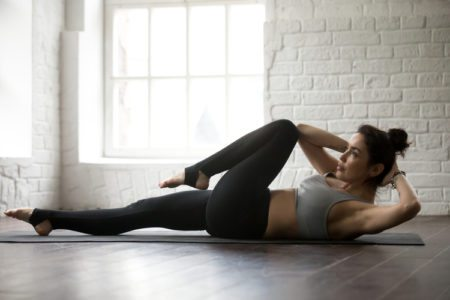 10-Minute Tabata Workout for Butt & Abs
