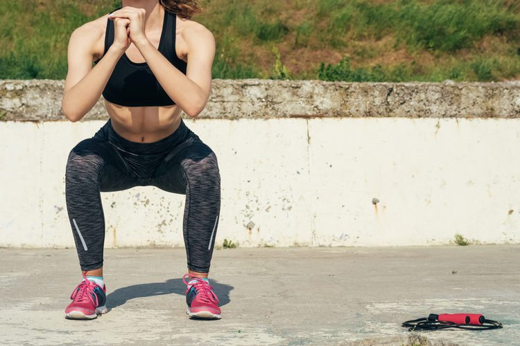 tabata workout for lower body
