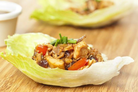 8 Protein-Packed Lettuce Wraps