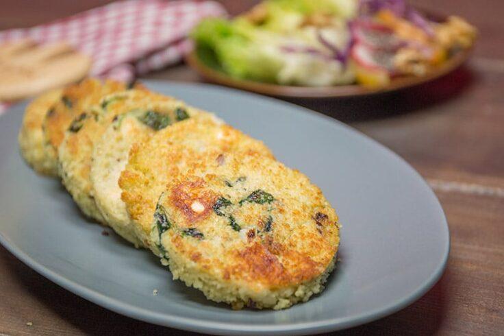 Mediterranean Couscous Cakes | A Healthy & Delicious Mediterranean Recipe