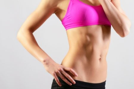 "New Year, New ""You"" Flat Belly Plan"