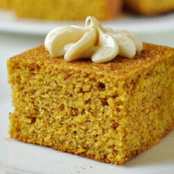 It's sweet enough to be a dessert, or serve it as a delectable side dish!