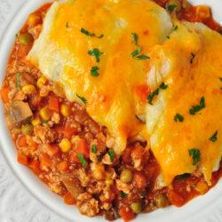 Slow Cooker Shephard's Pie Recipe (2)