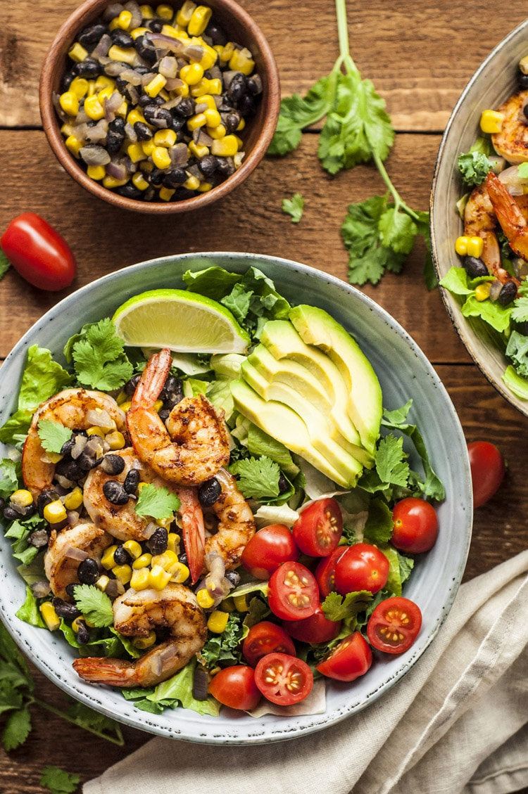 Shrimp Salad Recipe For Diabetics