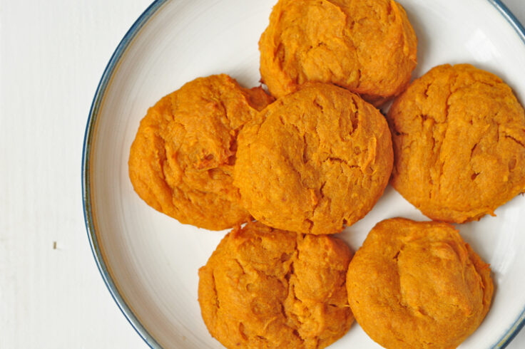 Sweet Potato Cookies Recipe