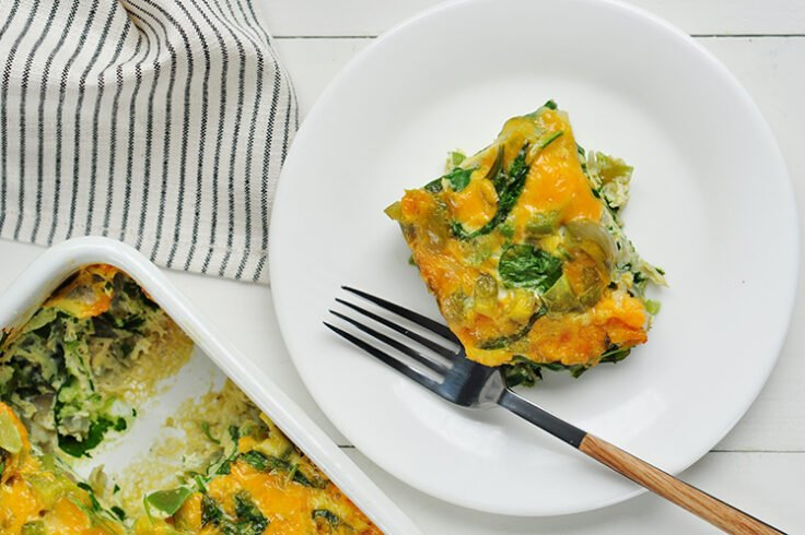 8 Skinny Recipes For Quick and Easy Breakfasts