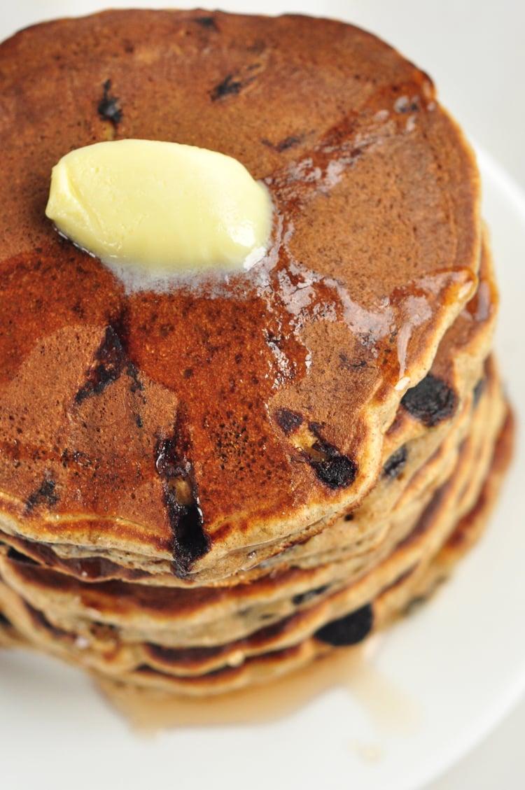 plant based recipes for banana pancakes