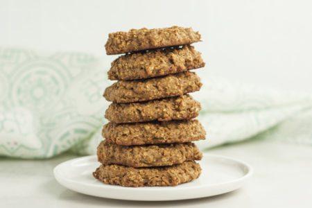 """Gingerbread """"Breakfast"""" Cookie"""