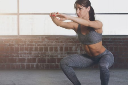 Calorie Crushing Tabata Workout