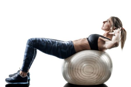 Here's How to Prevent Neck Pain When Doing Crunches