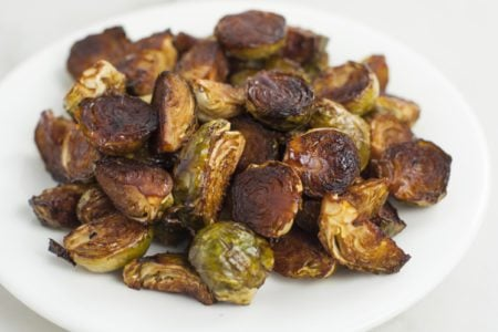 How to Make Spicy Asian Brussels Sprouts