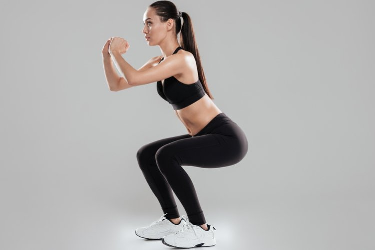 14 Day Toned Legs Thighs Workout Challenge Skinny Ms