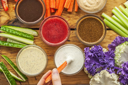 6 Plant-Based Oil-Free Salad Dressing Recipes