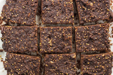 Avocado Fudge Brownie Recipe
