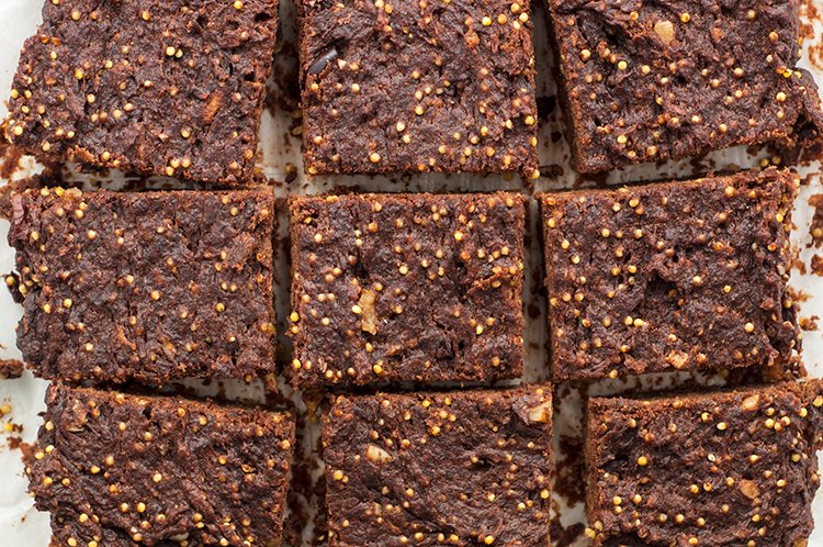 Avocado Vegan Fudge Brownie Recipe