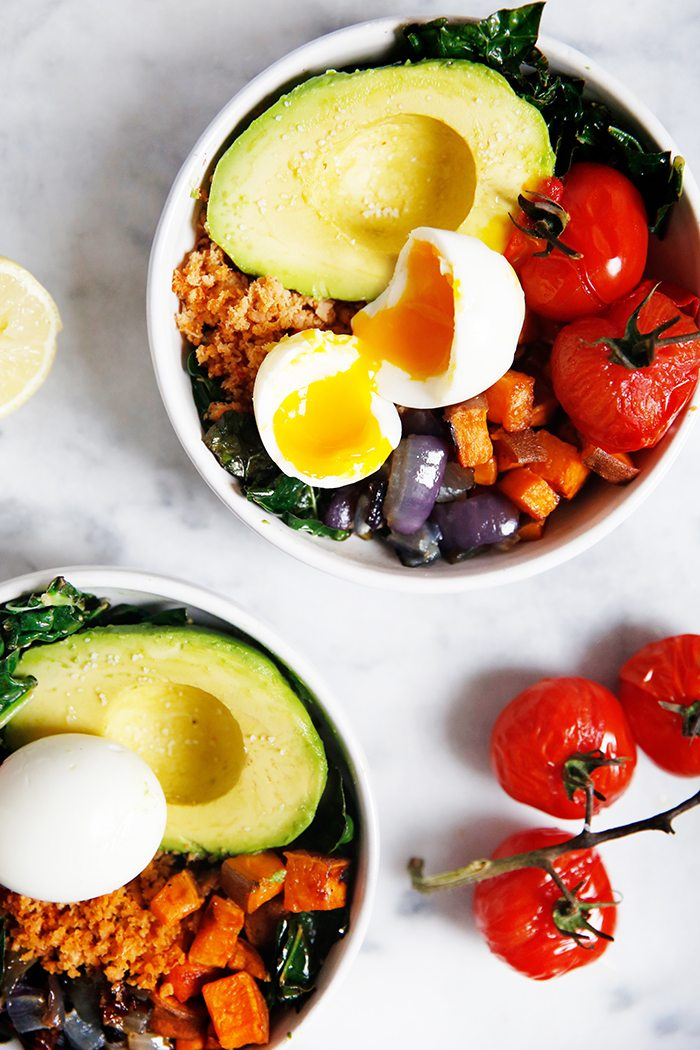10 Quick Amp Easy Meal Prep Breakfast Bowls