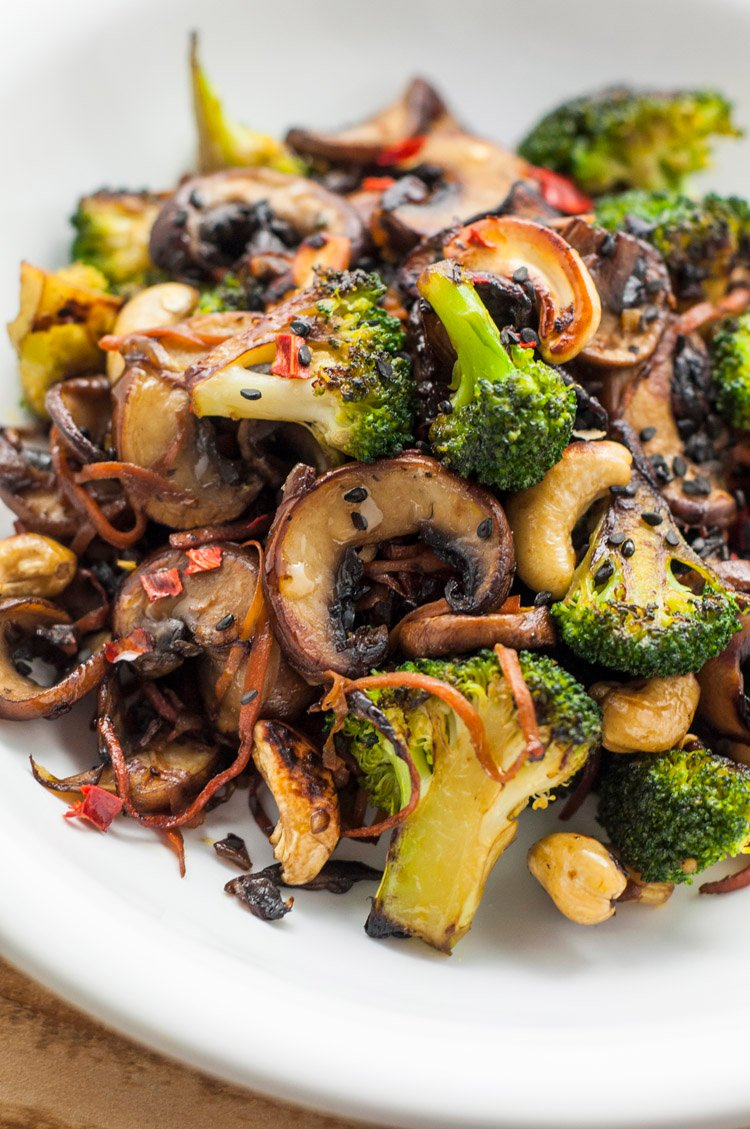 Our quick and easy stir-fry is the perfect option for meatless monday.