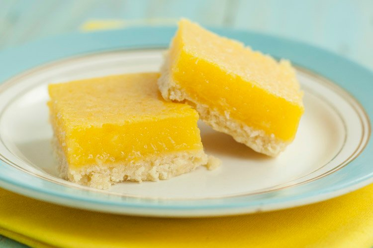 These Classic Lemon Bars Are Simple and Delicious!