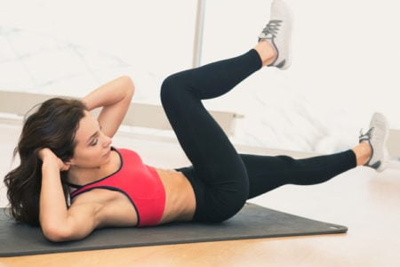 Ditch The Pooch! 15 Best Exercises to Lose Belly Fat & Tighten Your Tummy