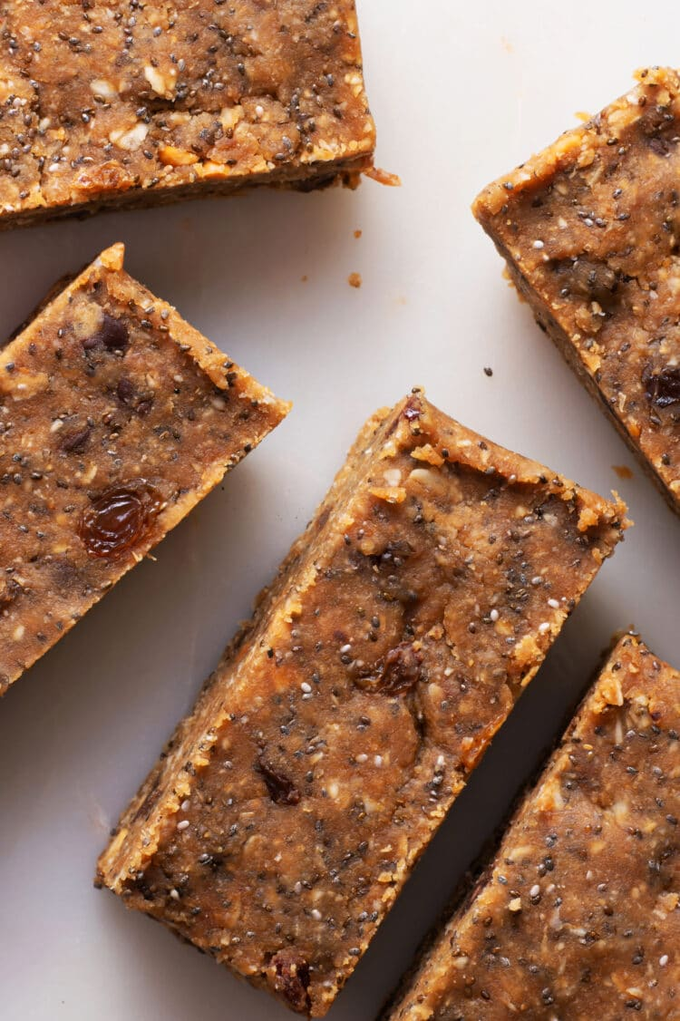 Enjoy this tasty recipe for breakfast or as an energy-boosting snack midday.