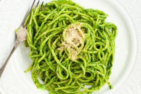 How to Make Oil-Free Pesto