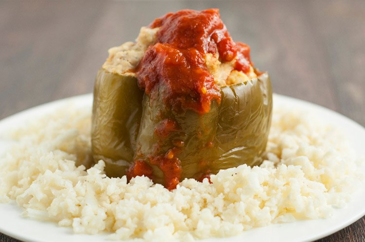 How to Make Slow Cooker Stuffed Bell Peppers