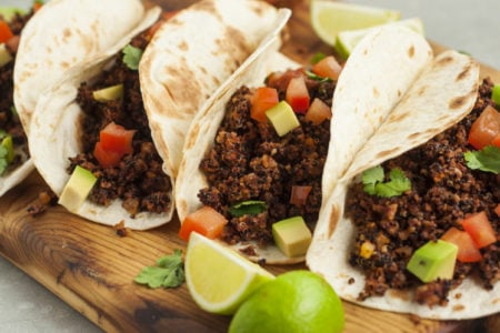 Plant-Based Ground Beef Recipe