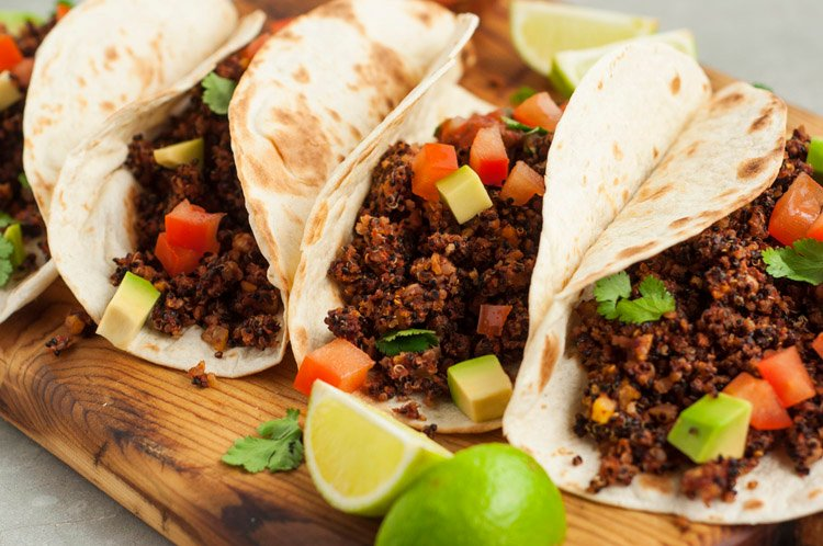 12 Plant-Based Recipes that will have You Looking Forward to Meatless Monday Vegan Ground Beef