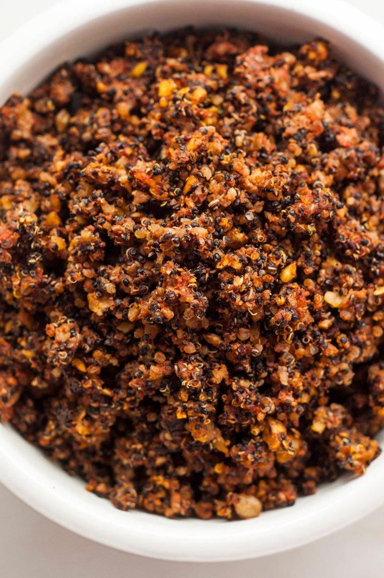 Mar 23,  · Today I show you how to make soy free vegan ground beef:) This is a % plant based vegan meat substitute that you can use as taco meat, pizza topping, in Bolognese sauce, in lasagna and many.