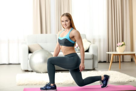 Six Best At-Home Exercises to Get A Beautiful Butt