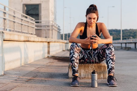 The 3 Top Workout Playlists You Need In Your Life