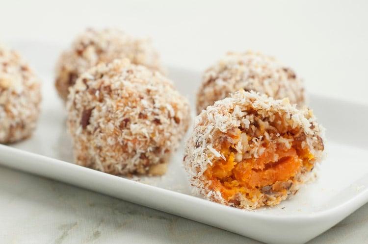healthy sweet potato dessert recipe