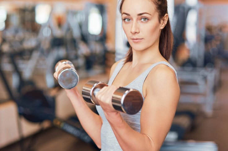 3 Top Exercises for Strong, Defined Arms
