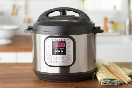 Here's What Those Buttons on Your Instant Pot Actually Mean