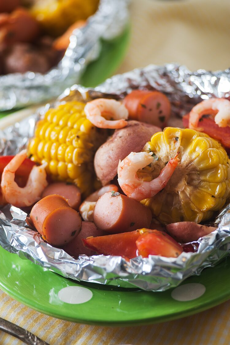 Make this scrumptious seafood recipe the next time you get a hankering for shrimp.