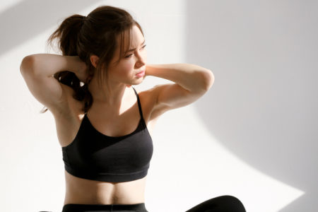 Six Relaxing Yoga Poses To Relieve Neck Pain