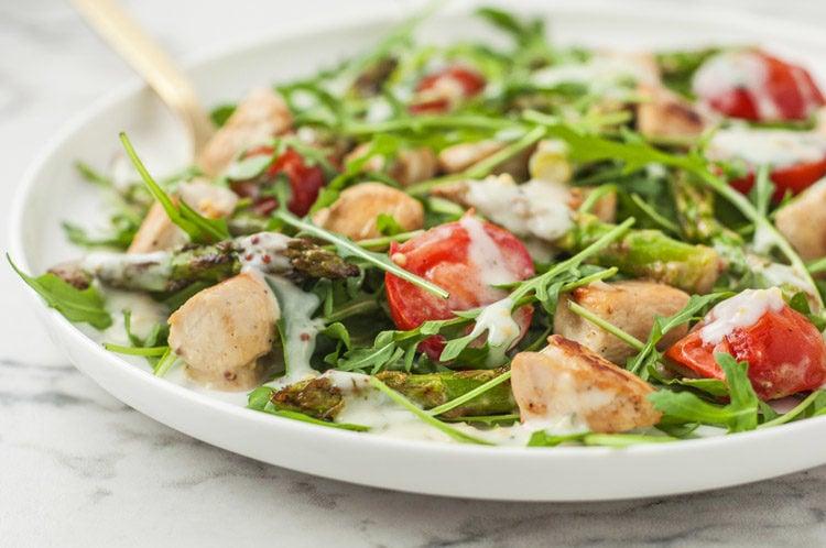 Best Fast Food Salad For Diet