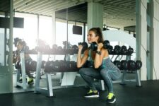 circuit workout to tone and shape your whole body