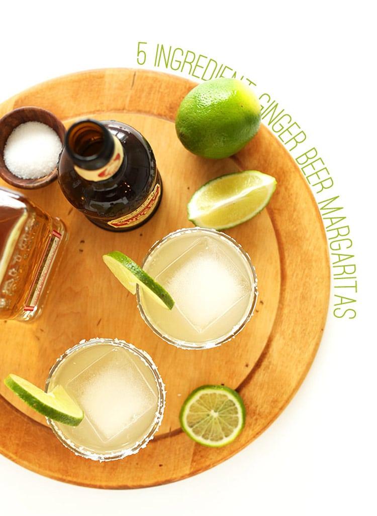 8 Refreshing Skinny Margarita Recipes For Cinco De Mayo