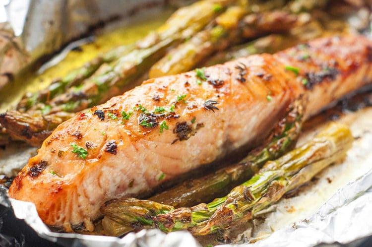 Seafood is a super healthy functional food.