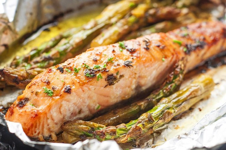 Lose Up to 10 Pounds this Month by Following this Diet Plan Salmon